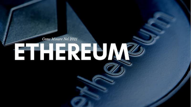 Guadagnare Ethereum nel 2021, il nuovo modo di minare tramite cloud mining
