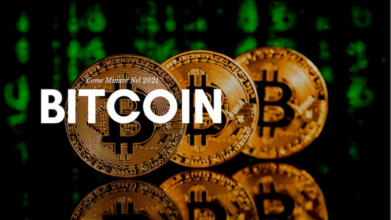 Guadagna Bitcoin con il Cloud Mining, il nuovo modo di minare Bitcoin nel 2021
